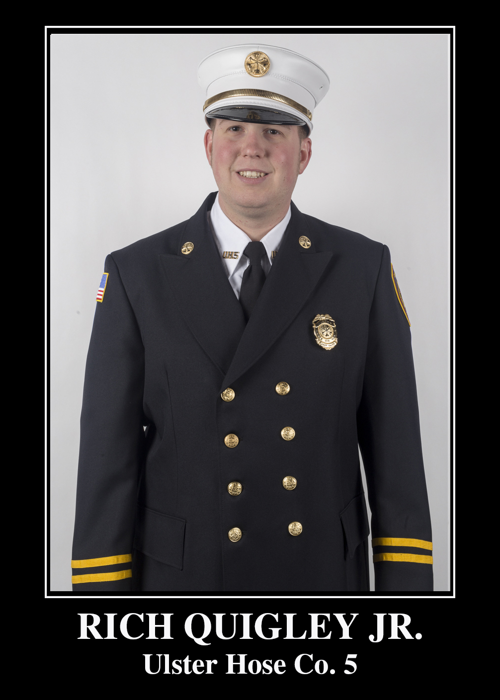 Asst. Chief Rich Quigley, Jr.