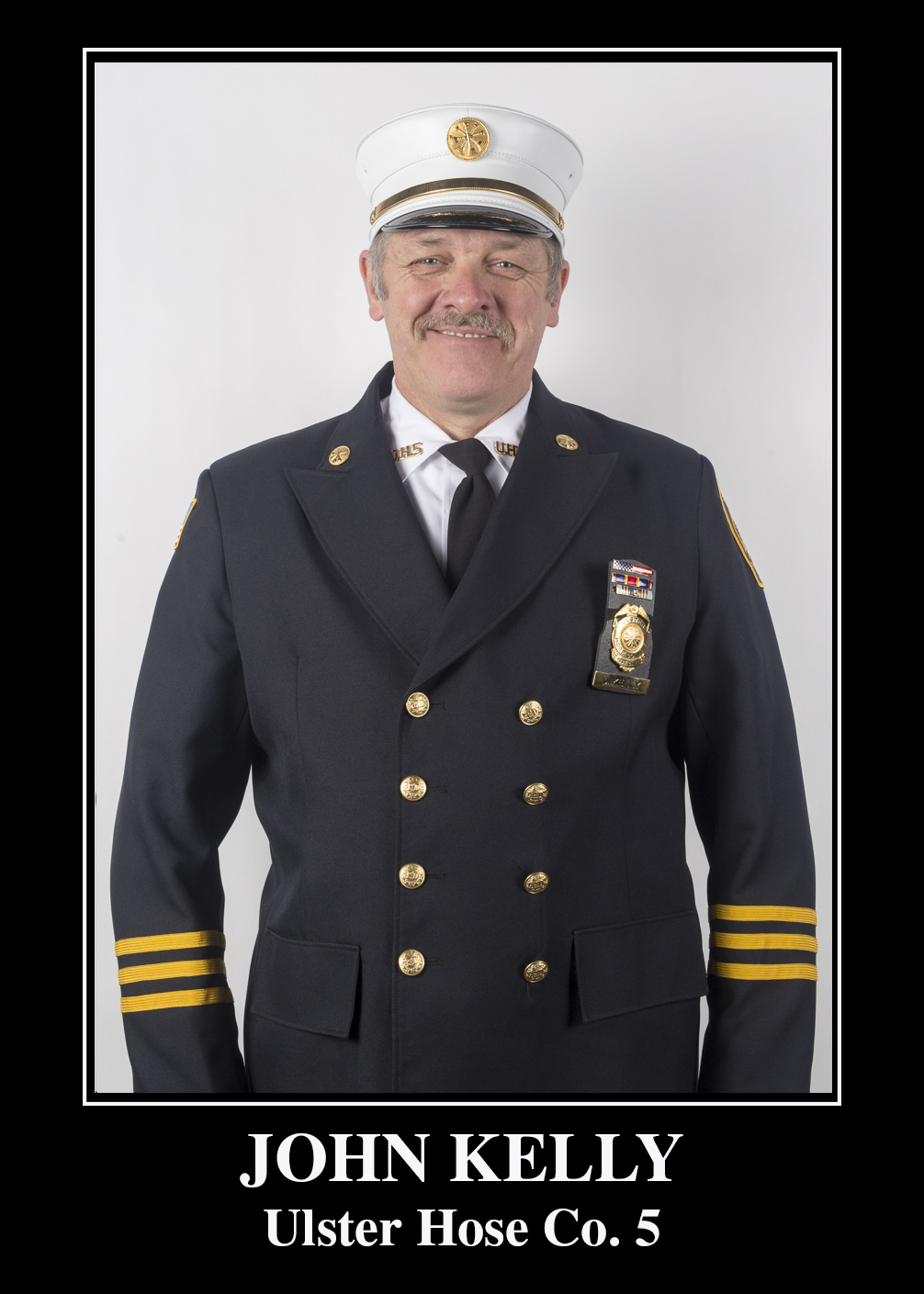 Asst. Chief John Kelly
