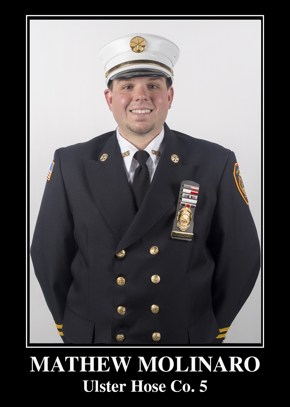 Asst. Chief Mathew Molinaro