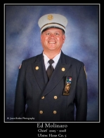 Chief Ed Molinaro 2005-2008