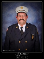 Chief Jeff Klitzner 2000-2004