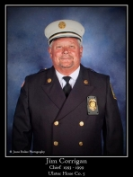Chief Jim Corrigan 1993-1999
